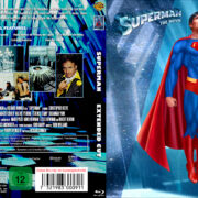 Superman – Extended Cut (1978) R2 German Blu-Ray Cover