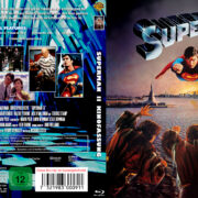 Superman 2 – Kinofassung (1980) R2 German Blu-Ray Cover