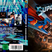 Superman 2 – Richard Donner Cut (1980) R2 German Blu-Ray Cover