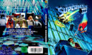 Superman 3 (1983) R2 German Blu-Ray Cover