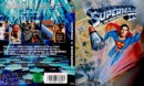 Superman 4 (1987) R2 German Blu-Ray Cover