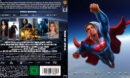 Man of Steel (2013) R2 German Blu-Ray Cover