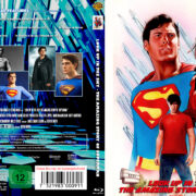 Look, Up in the Sky! The Amazing Story of Superman (2006) R2 German Blu-Ray Cover