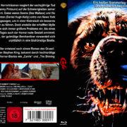 Cujo (1983) R2 German Blu-Ray Cover