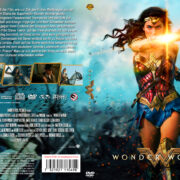 Wonder Woman (2017) R2 German DVD Cover