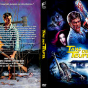 Tanz der Teufel (1981) R2 German DVD Cover