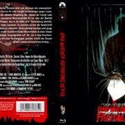 Freitag, der 13. Teil 3 – Und wieder ist Freitag der 13. (1982) R2 German Blu-Ray Cover