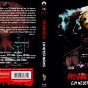 Freitag, der 13. Teil V – Ein neuer Anfang (1985) R2 German Blu-Ray Cover