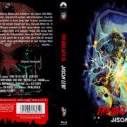 Freitag, der 13. Teil 6 – Jason lebt (1986) R2 German Blu-Ray Cover
