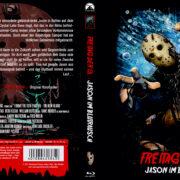 Freitag, der 13. Teil 7 – Jason im Blutrausch (1988) R2 German Blu-Ray Cover