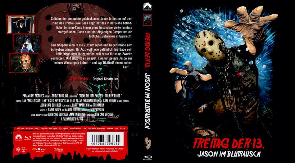 Freitag Der 13 Jason Im Blutrausch