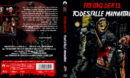 Freitag, der 13. Teil 8 - Todesfalle Manhattan (1989) R2 German Blu-Ray Cover