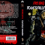 Freitag, der 13. Teil 8 – Todesfalle Manhattan (1989) R2 German Blu-Ray Cover