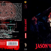 Jason goes to Hell (1993) R2 German Blu-Ray Cover