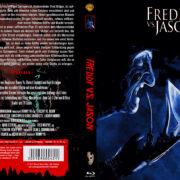 Freddy vs. Jason (2003) R2 German Blu-Ray Cover