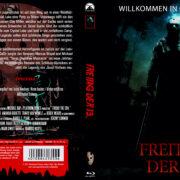 Freitag der 13. (2009) R2 German Blu-Ray Cover