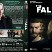 The Fall – Series 3 (2016) R1 Custom DVD Cover & Labels