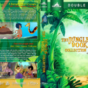 The Jungle Book Collection (1967-2003) R1 Custom Blu-Ray Cover