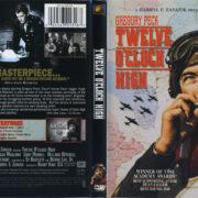 Twelve O'Clock High (1977) R1 DVD Cover & Label