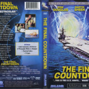 The Final Countdown (1980) R1 DVD Cover & Label
