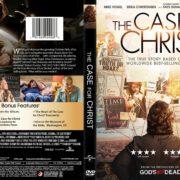 Case For Christ (2017) R1 Custom DVD Cover