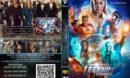 Legends of Tomorrow: Season 3 (2017) R0 Custom DVD Cover