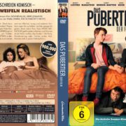 Das Pubertier (2017) R2 GERMAN DVD Cover