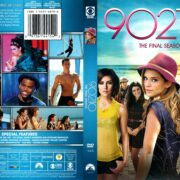 90210 The Final Season (2013) R1 DVD Cover