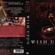 Wish Upon (2017) R2 GERMAN DVD Cover