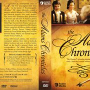 The Adams Chronicles (1976) R1 DVD Cover