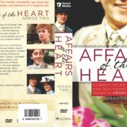 Affairs of the Heart Series 2 (2008) R1 DVD Cover