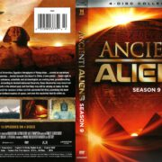Ancient Aliens Season 9 (2016) R1 DVD Cover