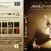Angels in America (2004) R1 DVD Cover