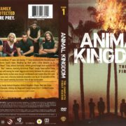 Animal Kingdom Season 1 (2016) R1 DVD Cover