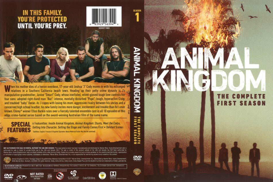 Animal Kingdom Serie Deutsch
