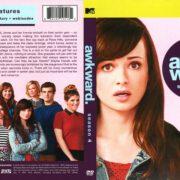 Awkward Season 4 (2014) R1 DVD Cover