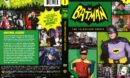 Batman Season 1 (1966) R1 Custom DVD Cover