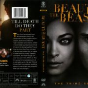 Beauty and the Beast Season 3 (2016) R1 DVD Cover
