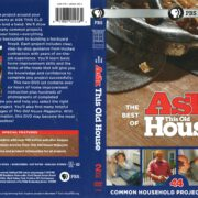 The Best of Ask This Old House (2010) R1 DVD Cover
