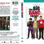 The Big Bang Theory Season 2 (2008) R1 DVD Cover