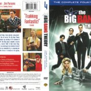 The Big Bang Theory Season 4 (2011) R1 DVD Cover