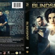 Blindspot Season 2 (2016) R1 DVD Covers