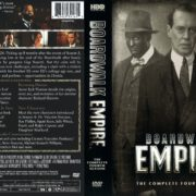Boardwalk Empire Season 4 (2014) R1 DVD Cover