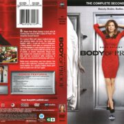 Body of Proof Season 2 (2012) R1 DVD Cover