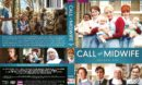 Call the Midwife Season 6 (2017) R1 DVD Cover