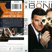 Bones The Final Chapter (2017) R1 DVD Cover