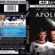 Apollo 13 (2017) R1 Custom 4K UHD Cover