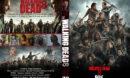 Walking Dead: Season 8 (2017) R0 Custom DVD Cover