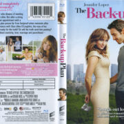 The Back-up Plan (2010) R1 Blu-Ray Cover & Label
