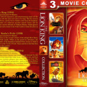 The Lion King Collection (1994-2004) R1 Custom Blu-Ray Cover